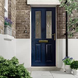 Virtuoso next generation classic composite door design which is available from Highseal Manufacturing. Highseal Manufacturing manufactures quality pvc and aluminium windows, doors and conservatories and are suppliers of composite doors to the trade, DIY, retail and commercial.