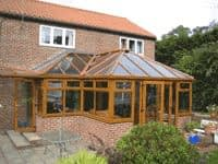 Conservatory available from Highseal Manufacturing. Highseal Manufacturing can manufacture conservatories in the factory at Scunthorpe, North Lincolnshire.