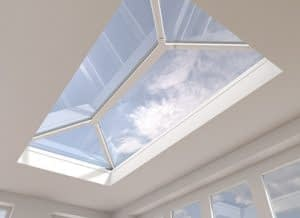 Roof lantern available to purchase from Highseal Manufacturing