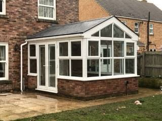 Solid roof conversion. A product we can offer to DIY, trade and retail.